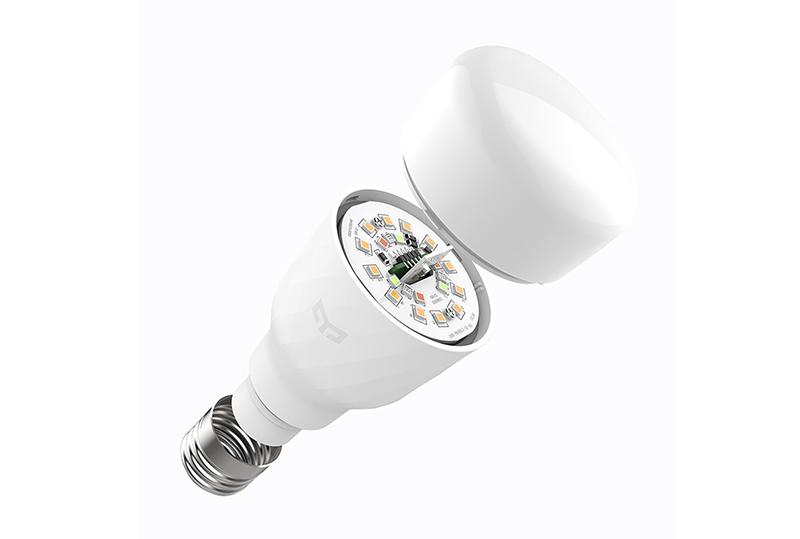 Изображение - дизайн лампы Yeelight Xiaomi Led Bulb