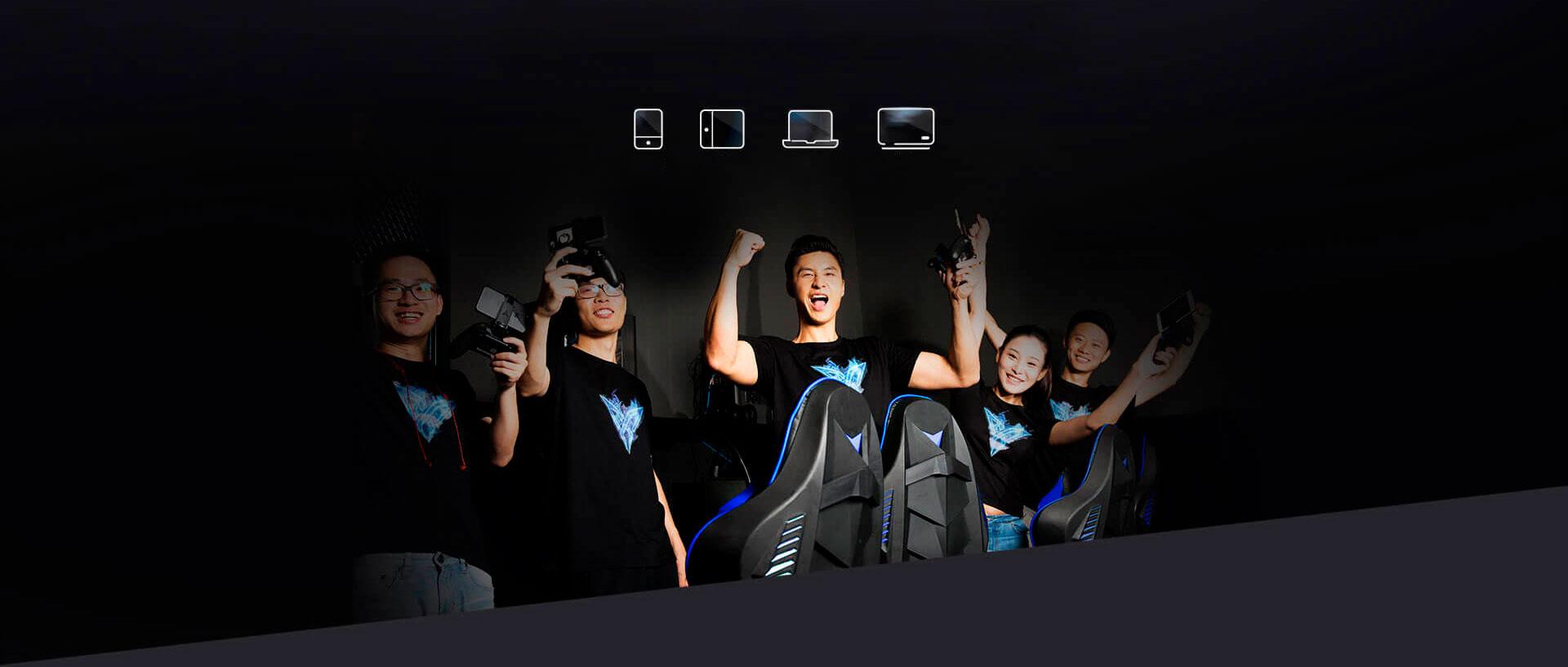 Изображение - Геймпад Xiaomi Flydigi X8 Pro Feat Black Knight Gamepad