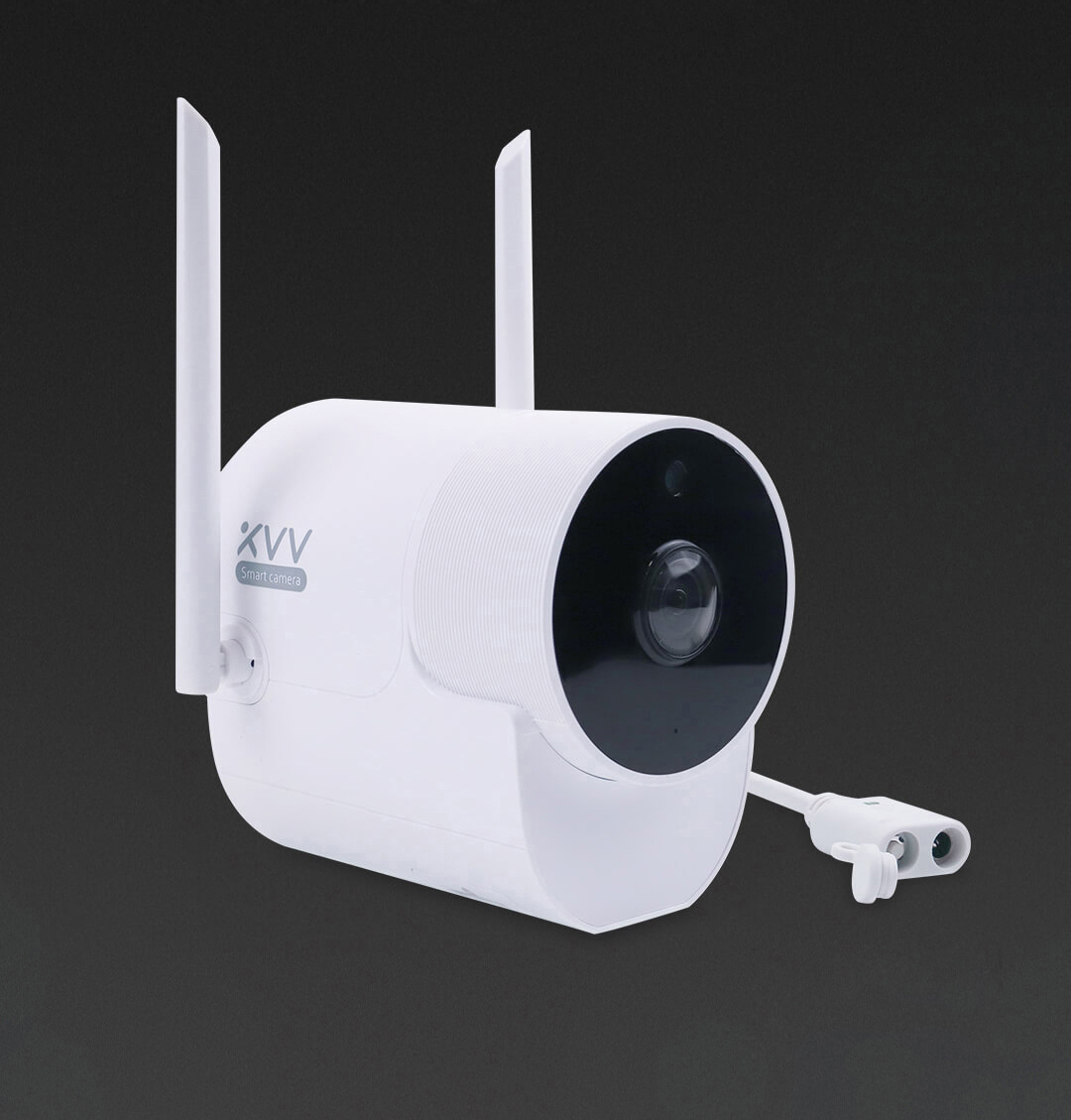 Изображение - Наружная IP-камера Xiaomi Xiaovv Panoramic Outdoor Camera
